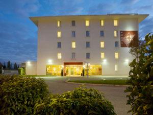 hotel Eluceo Lyon Groupama stadium